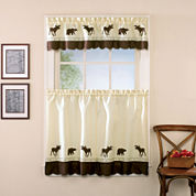 Forest Kitchen Curtains