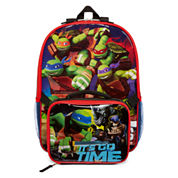 Teenage Mutant Ninja Turtles Backpack and Lunchbox
