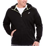 Asics® Full Zip Fleece Lined Jacket - Big & Tall