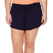 Arizona Dolphin Shorts - Juniors Plus