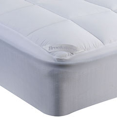 Brookstone® Climasure Performance Mattress Pad