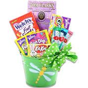 Alder Creek Springtime Easter Treats Bucket Gift Set