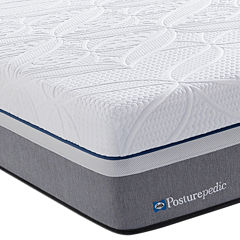 Sealy® Posturepedic® Premier Hybrid Silver Plush - Mattress Only