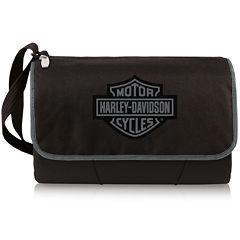 Picnic Time® Harley Davidson® Blanket Tote