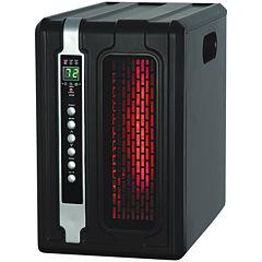 Comfort Glow Black Infrared Compact Heater