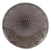JCPenney Home™ Laurel Set of 4 Round Appetizer Plates