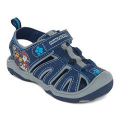 Nickelodeon Boys Strap Sandals - Toddler