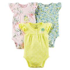Carter's Set of 3-Bodysuits - Baby