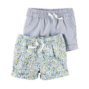 Carter's Cargo Pants - Baby Girls