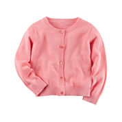 Carter's Short Sleeve Cardigan - Preschool Girls