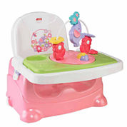 Fisher Price Pretty in Pink Booster Seat - Elephant