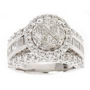 Harmony Eternally in Love 3 CT. T.W. Certified Diamond Bridal Ring