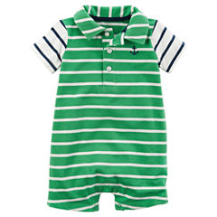 Carter's Short Sleeve Romper - Baby