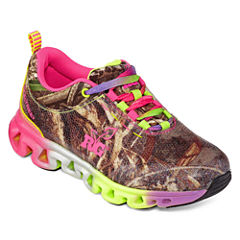 Realtree® Butterfly Camp Girls Running Shoes - Little Kids