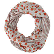Keds® Reversible Print Infinity Scarf
