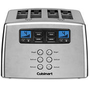 Cuisinart® Leverless Toaster 4