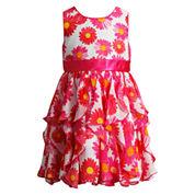 Young Land Sleeveless Sundress - Toddler Girls