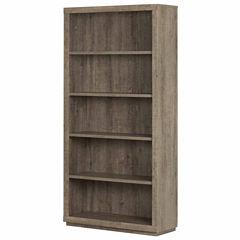 Kanji 5-Shelf Bookcase
