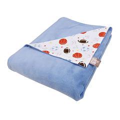 Trend Lab® Little MVP Receiving Blanket