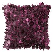 JCPenney Home™ Belle Petals Decorative Pillow