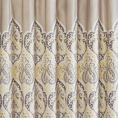 Madison Park Noelle Shower Curtain