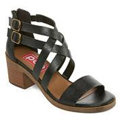 Pop Lucerne Womens Strap Sandals