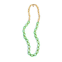 Monet Jewelry Womens 36 Inch Link Necklace