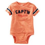 Oshkosh Short Sleeve Bodysuit - Baby