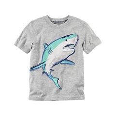 Carter's Short Sleeve T-Shirt-Baby Boys
