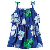 Carter's Sleeveless Dress Set - Baby Girls