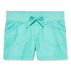 Arizona At Waist Shortie Shorts Girls