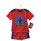 Boys 2-pc. Short Sleeve Short Set