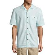 Island Shores Short Sleeve Camp Shirt