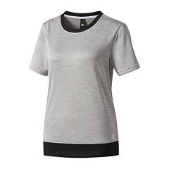 Adidas Short Sleeve Sweatshirt