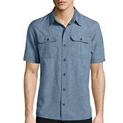 ZeroXposur® Tour Short-Sleeve Woven Shirt