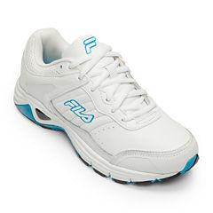 Fila® Memory Cool Sport Womens Walking Shoes