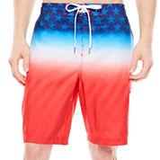Speedo® Flag Swim Trunks