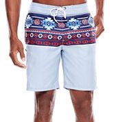 U.S. Polo Assn.® Southwestern Board Shorts