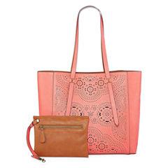 Arizona Perforated Reversible Tote Bag