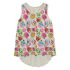 Shopkins Tank Top - Big Kid Girls