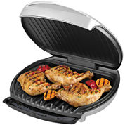 George Foreman® 6-Serving Classic Plate Grill