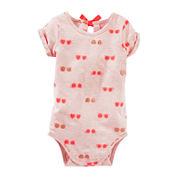OshKosh B'gosh® Sunglasses Print Bodysuit - Baby Girls newborn-24m