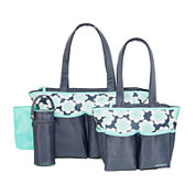 Carter's® 5-in-1 Floral Diaper Bag
