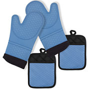 Popular Bath 4-pk. Oven Mitts and Pot Holders
