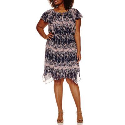 Jcpenney Womens Plus Size Evening Dresses Fashion Dresses