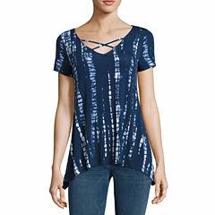 a.n.a Short Sleeve T-Shirt-Talls