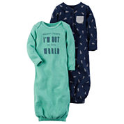 Carter's 2-pc. Layette Set-Baby Boys