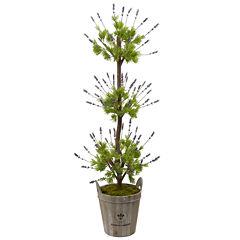 "50"" Lavender Topiary"