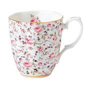 Royal Albert Rose Confetti Coffee Mug