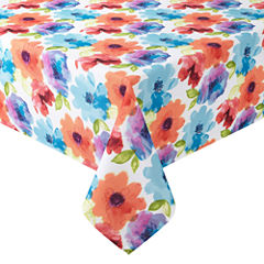 Outdoor Oasis Tulum Tablecloth